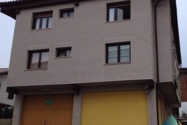 Spuitkurk rondom volledige woning