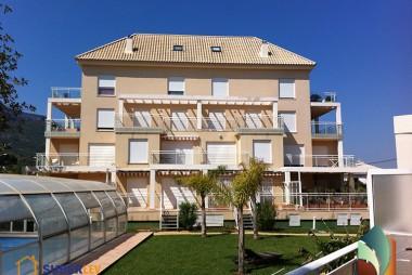 Spuitkurk renovatie Spaanse villa